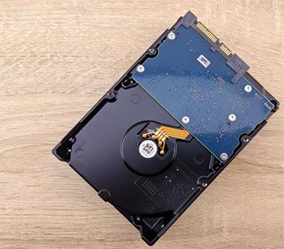 HDDのパーティションが消えてデータも消えてしまった!?「iSkysoft 万能データ復元!」を使えば復元できます!
