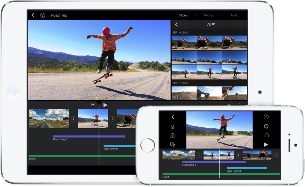 imovie software for mac