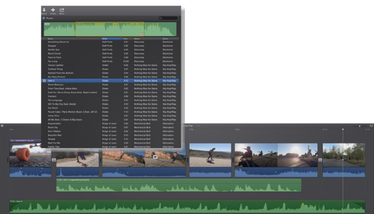 imovie for mavericks