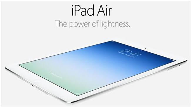 第5世代のiPad(iPad5/iPad Air)がリリースした!