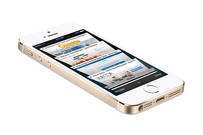 iphone5s機能
