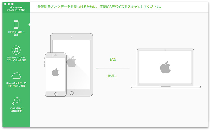 iphone動画復元 mac