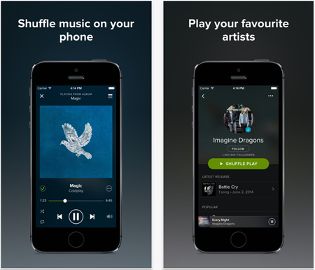 音楽をダウンロードする人気の無料アプリ