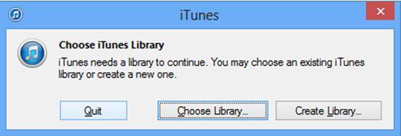 PCからPCへiTunes12ライブラリを転送