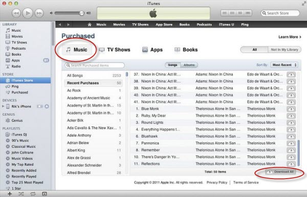 iTunes12に音楽をインポートする際の6つの方法