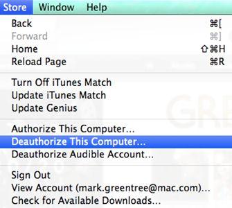 MacからMacへiTunes12ライブラリに
