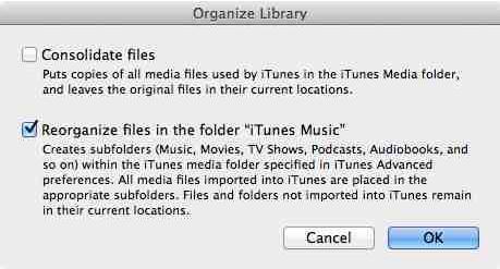 iTunes12 Musicを体系化する