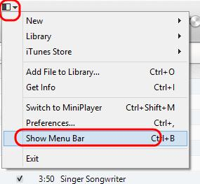 パソコンからiTunes12へ音楽を転送する