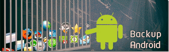 Androidデバイスをバックアップ