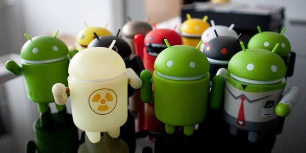 AndroidデバイスのROMをフラッシュ