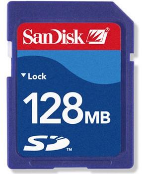 サンディスク(SanDisk)メモリーカー復元
