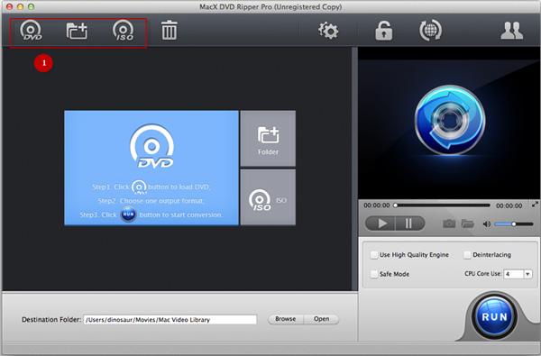 MscX DVD Ripper Pro
