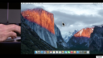 気になるMac OS X El Capitanの新機能Top5