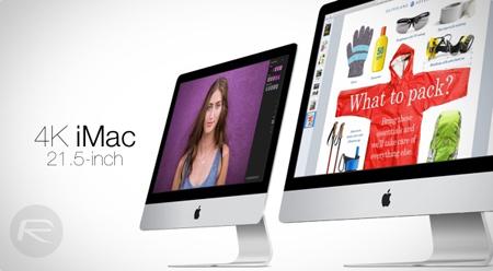 Mac OS X El Capitanベータ版のリファレンス:21.5-inch Retina 4K iMac