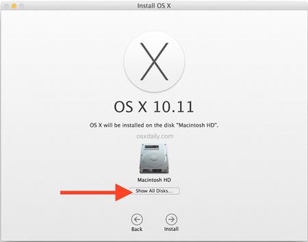 MacでEl Capitan & Yosemiteをデュアルブートする方法