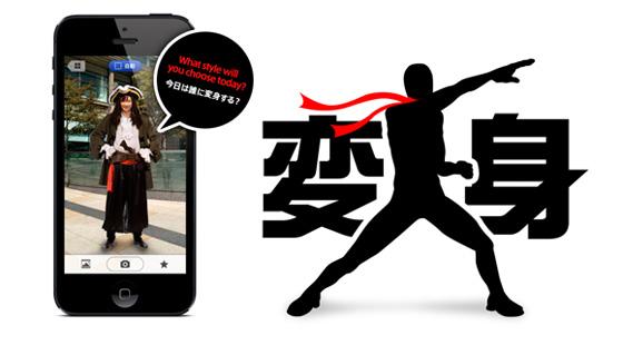 顔写真の加工が手軽に楽しくできるアプリとソフト