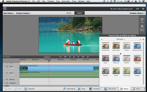 「Adobe Premiere Elements」
