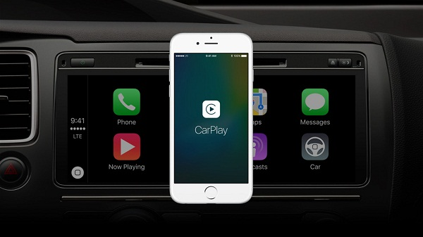 ios 9 carplay