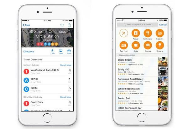 iOS 9最新情報:iOS 9とiOS 8の違い