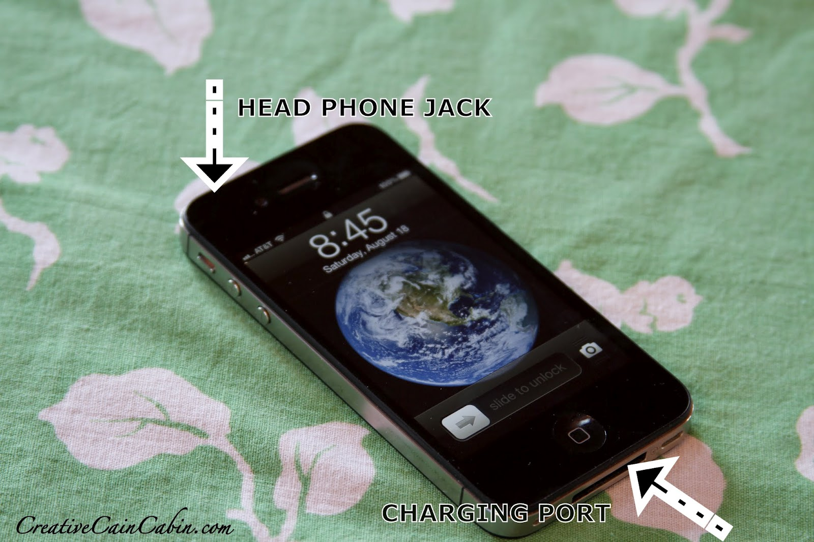 動かないiPhone