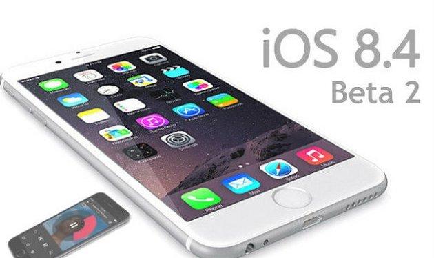 iOS8.4アップデート