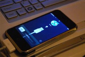 脱獄したiPhoneを復元
