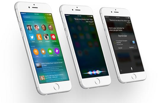 iOS9のリマインダー情報