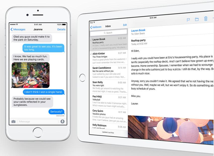 iOS9のバージョンアップで消えてしまったメッセージ・SMSの復元