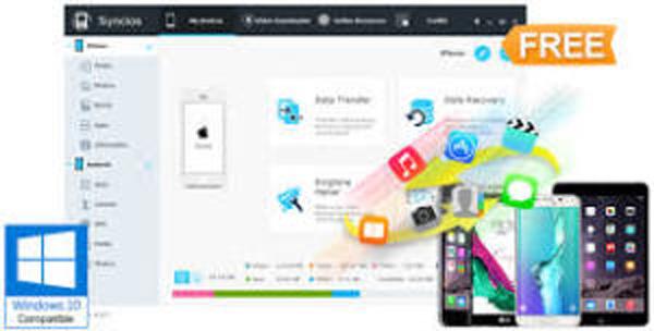 Syncios IOS&Android モバイル管理