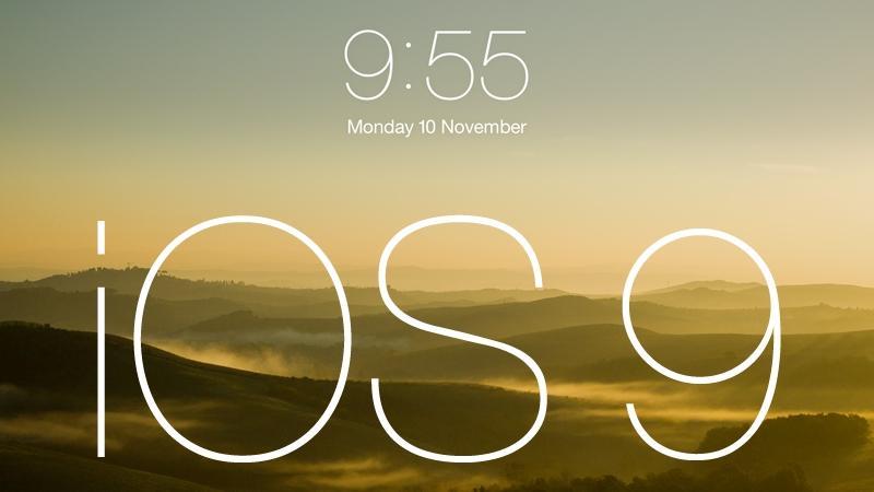 iOS9いつ?:iOS9の気になる三つの事