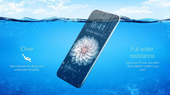 iPhone7がついに防水機能搭載可能か?!