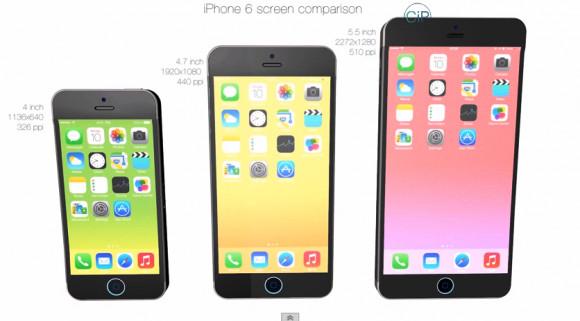 iPhone7/6sの発売日3