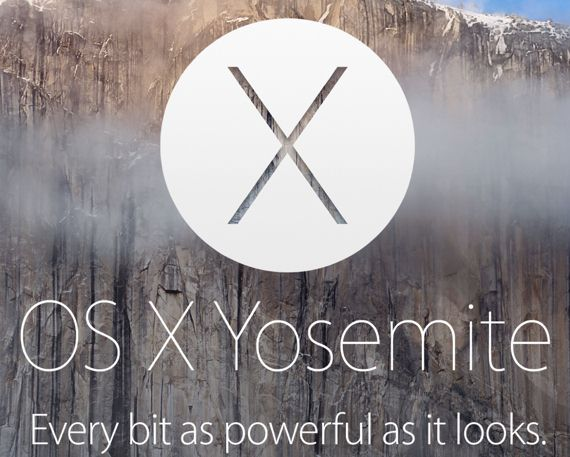 Mac Yosemite OS X tips 準備