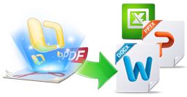 代替品iSkysoft PDF変換 for Mac