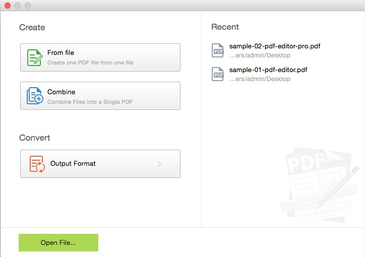fill out pdf form on mac