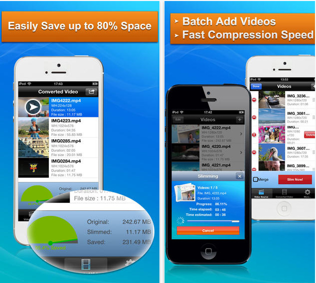 app for compressing video