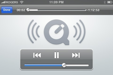 quicktime for iphone