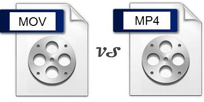 MOV と MP4, AVI, M4V, AVCHDの比較