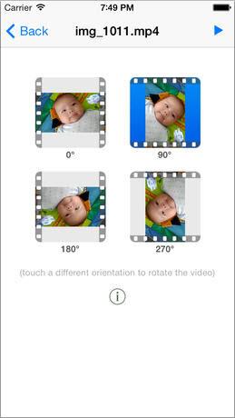 iPhoneで動画を回転するアプリ10