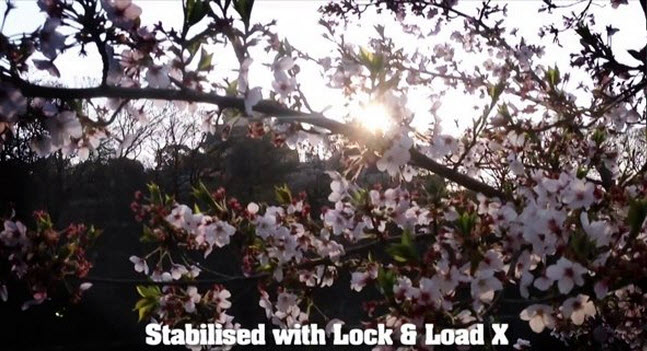 Lock & Load X - Stabilizer for FCP 7/X, Premiere Pro and After Effects