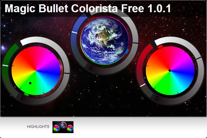 Magic Bullet Colorista 無料