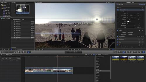 Sapphire Edge for Apple Final Cut Pro