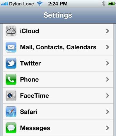iPhone6ブックマックの同期