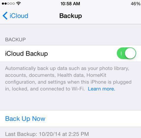 iPhone6メッセージの同期 itunes