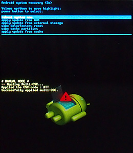 extract data from broken Android phone