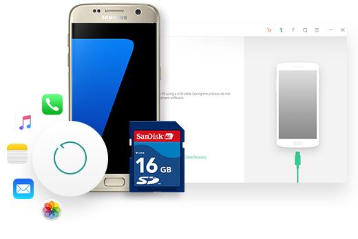 Androidデバイス/ SDカードからファイルを復元する