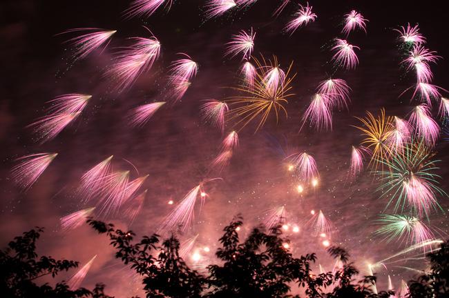 【お盆特集】2015年全国花火大会と花火のいろは