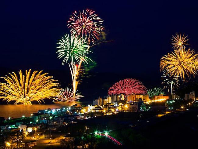 北海道花火大会