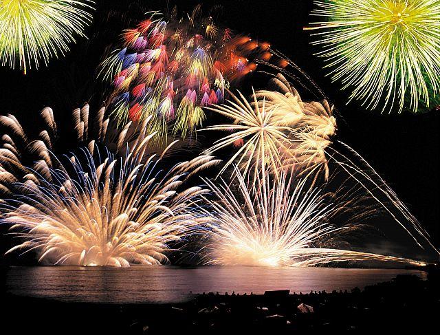 新潟県花火大会