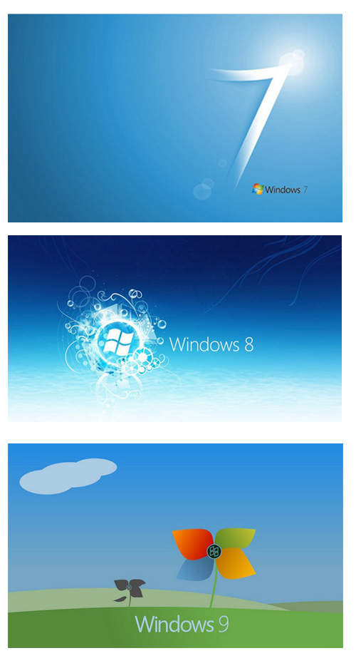 Windows 8とWindows 9の違い